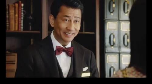 新クリーンデンタルCMの俳優は誰?ホテル支配人役の男性を調べた!(中井 貴一)