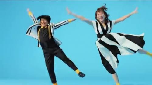 氷結CMの女優と俳優は誰?タップダンスする女性と男性をチェック!(鈴木 奈々・加藤 諒)